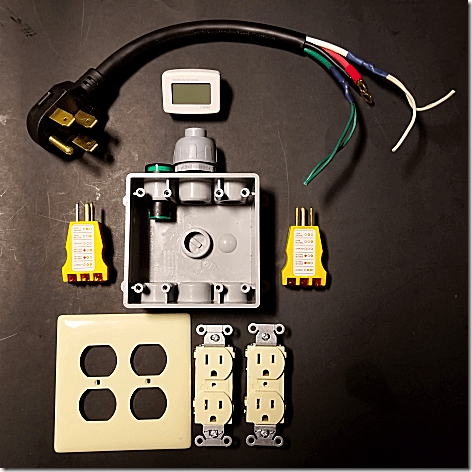 50 Amp Tester Project 2