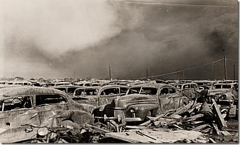 Texas City Explosion 1