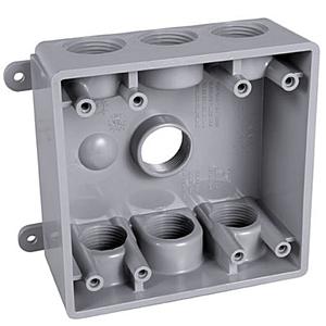 50 Amp Tester Box