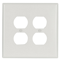 50 Amp Wall Plate