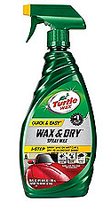 Turtle Wax Spray and Wipe