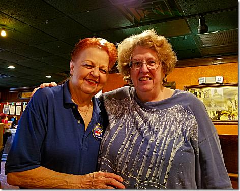 Julie and Jan