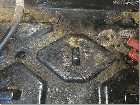 Battery Tray Separator 1