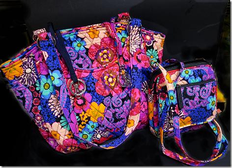 Jan's Vera Bradley Bags