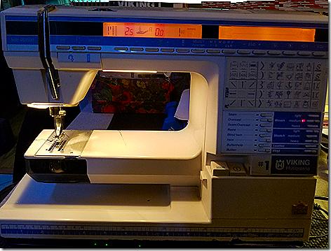 Viking Sewing Machine 1