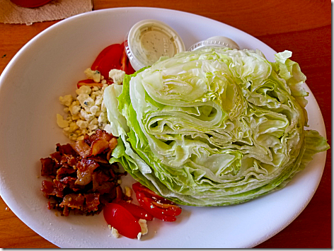 LuLu's 2018 - Wedge Salad