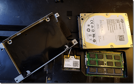 Laptop HD Replacement 3