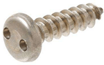 Snake Eyes Spanner Security Screw