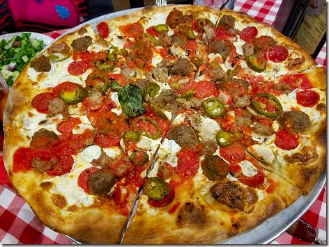 Gramaldi's 16 inch Pizza