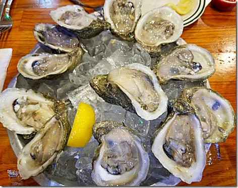 Floyd's Raw Oysters