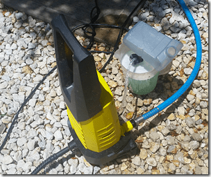 Karcher Pressure Washer Tanks