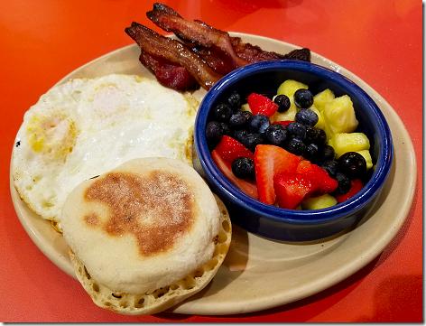 Snooze Classic Egg Breakfast