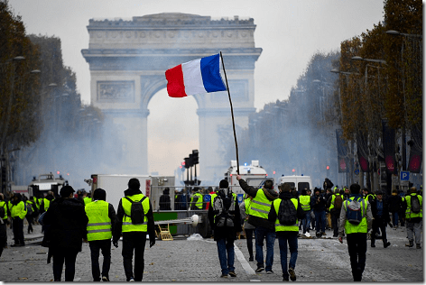 Yellow Vest Protest 2