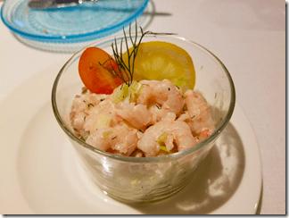 Baby Shrimp Cocktail