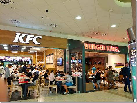 Mammut KFC BK
