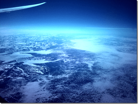 Boeing 787-9 Trip Home 2