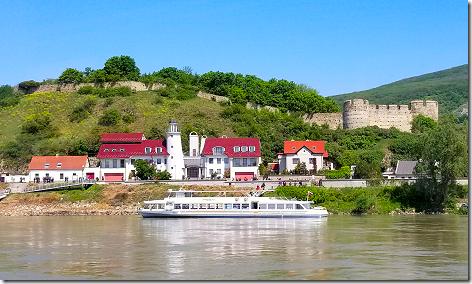 Bratislava Devin Castle 1