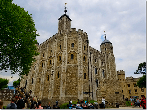 London Total Tour Tower of London White Tower 1