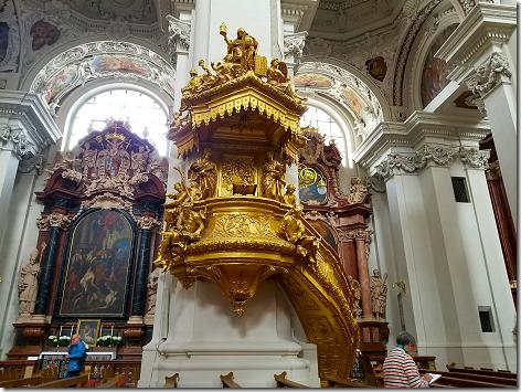 Passau St Stephens Church 4