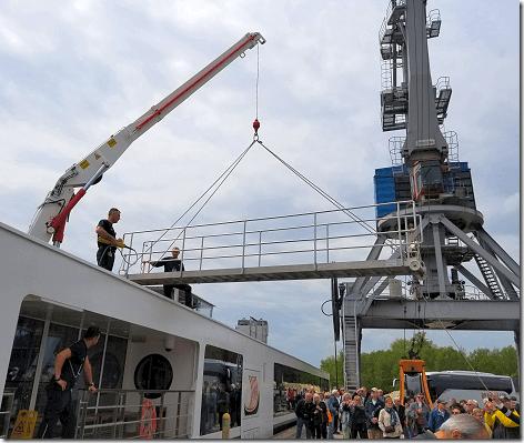 Bamberg Docking 4