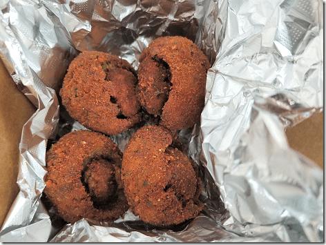 Boudin Barn Boudin Stuffed Mushrooms