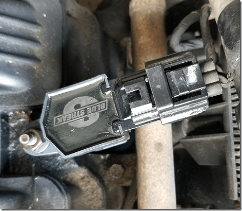Ignition Coil Change 4