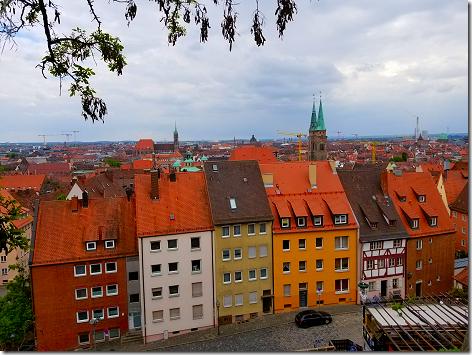 Nuremberg Skyline 1