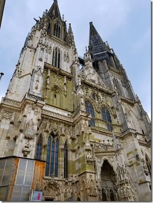 Regensburg St Peter's Cathedral
