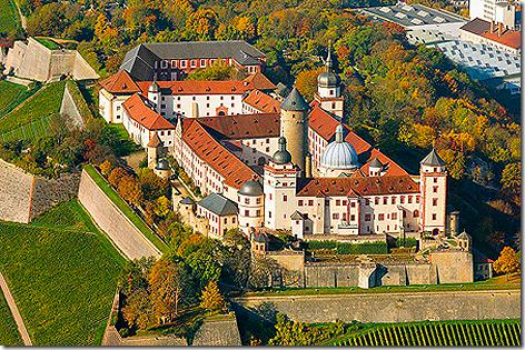 Wurzburg Marienberg Fortress 2