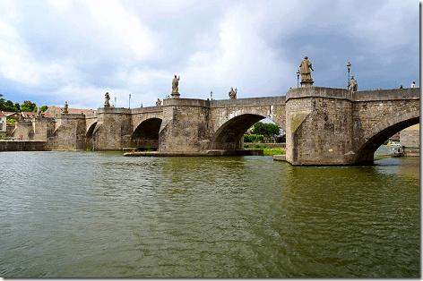 Wurzburg Old Stone Bridge