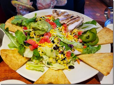 Abuelo's Chicken Fajita Salad