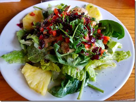 Chili's Grilled Caribeann Salad