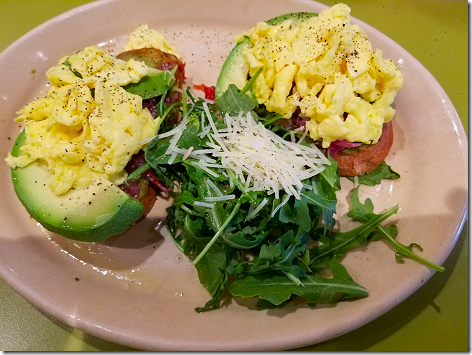 Snooze Avocado Toast
