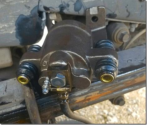 Truck Rear Brakes New Caliper