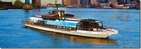 Bateaux NYC Dinner Cruise