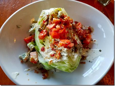 Saltgrass Kemah Wedge Salad 2