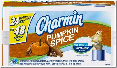 Charmin Pumpkin Spice