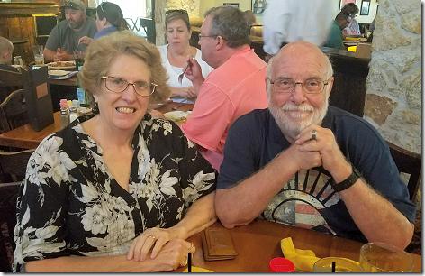 Greg 71st Birthday at Saltgrass