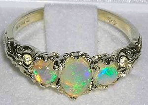 Jan's Lost Opal Ring