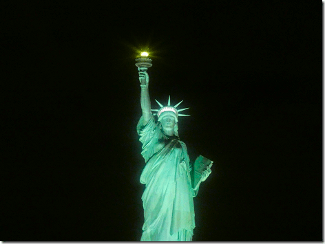 Bateau Cruise - Statue of Liberty 2