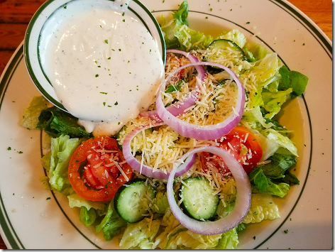 Floyd's Dinner Salad