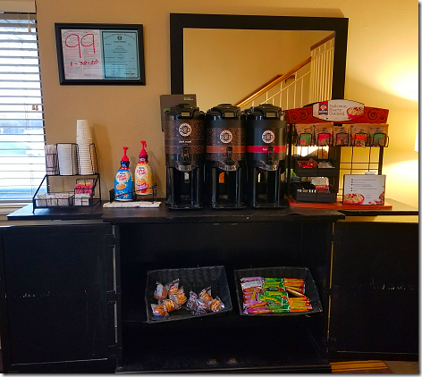 Extended Stay Coffee Bar