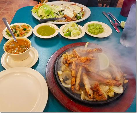 Los Rameriz Last Meal