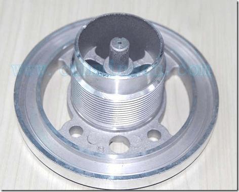 Oil Filter Hub Adapter