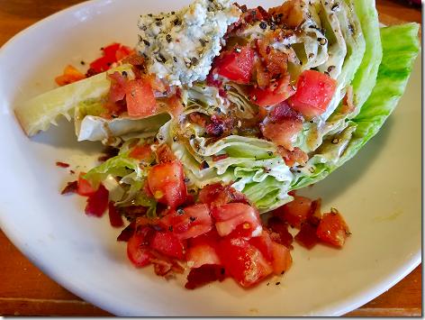 Saltgrass Wedge Salad 8