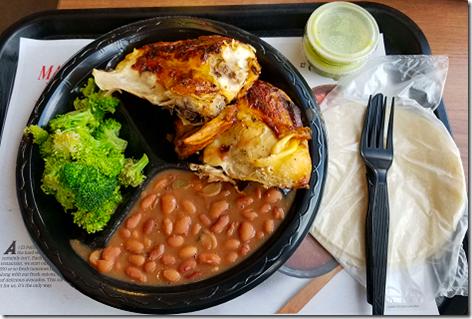 El Pollo Loco Chicken Meal