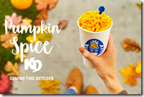 Pumpkin Spice Mac N Cheese