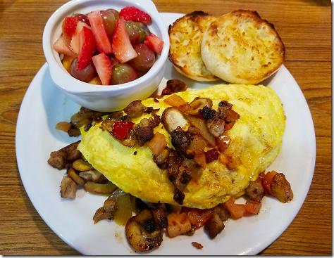 Denny's Ultimate Omelet 3