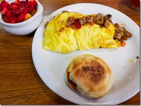 Denny's Ultimate Omelet