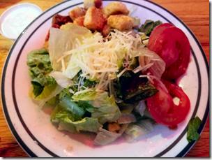 Floyd's Side Salad 20201128